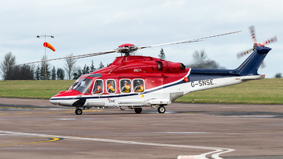 A picture of GSNSE - AgustaWestland AW139 - CHC Helikopter Service - © Jevgeni Ivanov