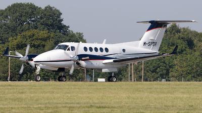 M-SPOR - Beechcraft 200 Super King Air - Private