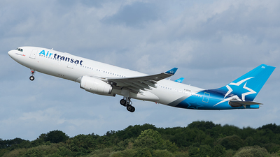 C-GTSZ - Airbus A330-243 - Air Transat - Flightradar24