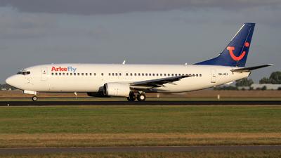 OM-AEX - Boeing 737-4Y0 - Arkefly (Air Explore)
