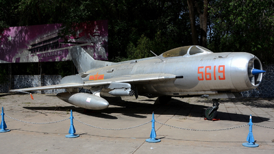 5619 - Shenyang J-6 - China - Air Force