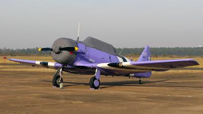 PT-LDQ - North American AT-6D Texan - Esquadrilha BR
