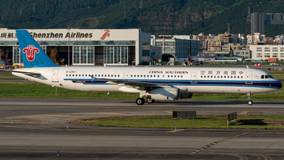 B-6353 - Airbus A321-231 - China Southern Airlines