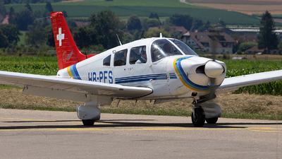 HB-PFS - Piper PA-28-181 Archer II - Private