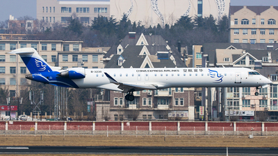 B-3230 - Bombardier CRJ-900 - China Express Airlines