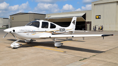 N36PL - Cirrus SR20 - Western Michigan University College of Aviation