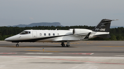 PP-ONE - Bombardier Learjet 60 - Private