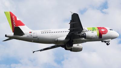 CS-TTA - Airbus A319-111 - TAP Air Portugal