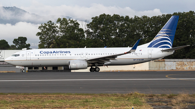 HP-1713CMP - Boeing 737-8V3 - Copa Airlines