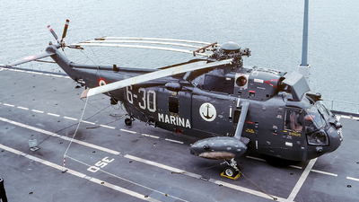 MM81115 - Sikorsky SH-3D Sea King - Italy - Navy