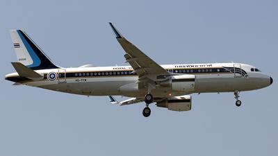 A picture of HSTYW - Airbus A320214(CJ) Prestige -  - © Hafit Irawan