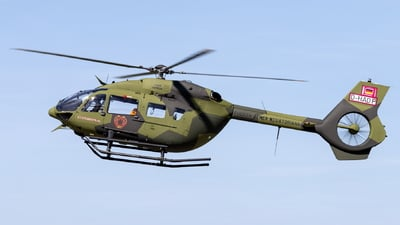 D-HADP - Airbus Helicopters H145M - Ecuador - Air Force