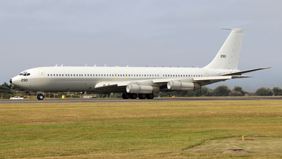 290 - Boeing 707-3W6C Re'em - Israel - Air Force