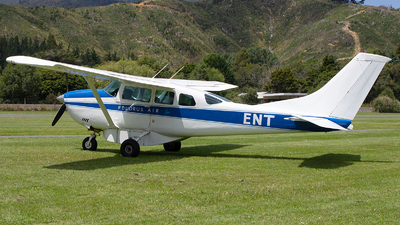 ZK-ENT - Cessna U206G Stationair - Pelorus Air
