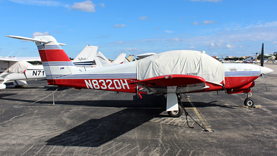 N8320H - Piper PA-28RT-201T Turbo Arrow IV - Private