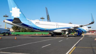 A picture of N814AG - Airbus A321251N - [8014] - © Juan Carlos Alvarez (MAS Aviation Press)