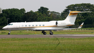 N198RL - Gulfstream G550 - Private