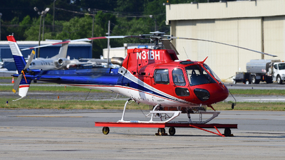 A picture of N31BH - Airbus Helicopters H125 - [7269] - © Agustin Anaya