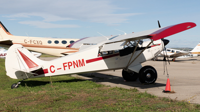 C-FPNM - Christen A-1 Husky - Private