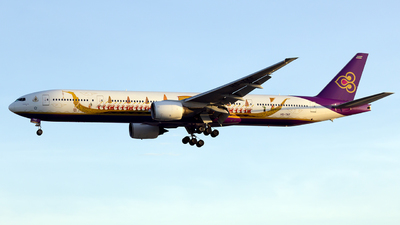 A picture of HSTKF - Boeing 7773D7 - [29214] - © Godwin Diega Gabuat