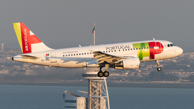 CS-TTD - Airbus A319-111 - TAP Air Portugal