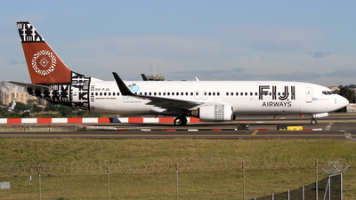 DQ-FJG - Boeing 737-8X2 - Fiji Airways