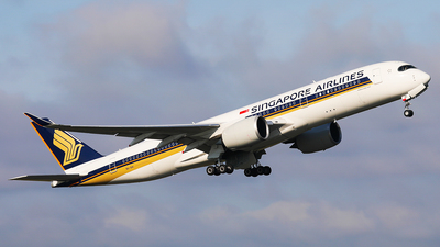 A picture of 9VSHI - Airbus A350941 - Singapore Airlines - © Mark H