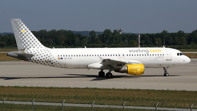 A picture of ECKJD - Airbus A320216 - Vueling - © Stefan Mayer