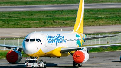 F-WWDY - Airbus A320-214 - Cebu Pacific Air