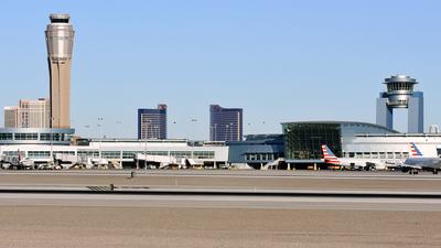 KLAS - Airport - Terminal