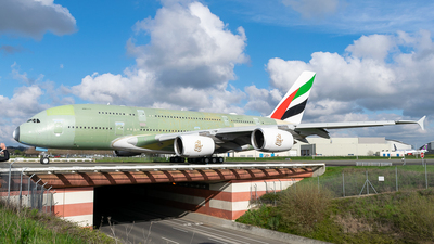 A picture of FWWSH - Airbus A380 - Airbus - © Clément Moenner