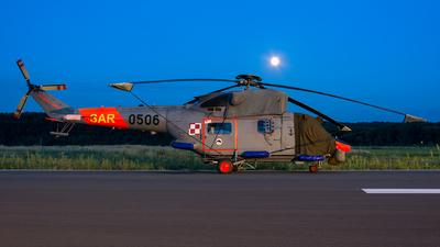 0506 - PZL-Swidnik W3RM Anakonda - Poland - Navy