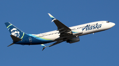 A picture of N524AS - Boeing 737890 - Alaska Airlines - © Huy Do
