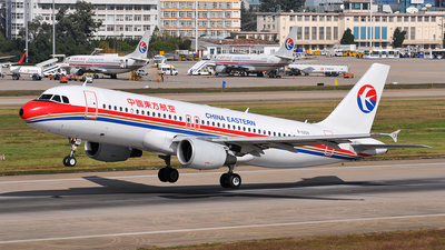 B-6259 - Airbus A320-214 - China Eastern Airlines