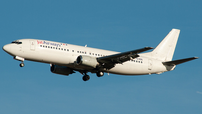YU-AOS - Boeing 737-4B7 - Jat Airways