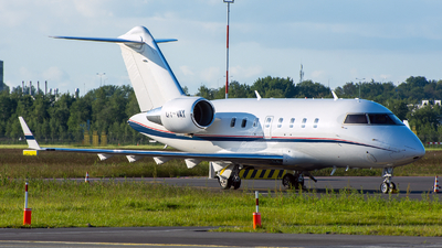 OY-VAY - Bombardier CL-600-2B16 Challenger 605 - Private