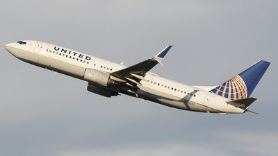 A picture of N78501 - Boeing 737824 - United Airlines - © Xiamen Air 849 Heavy