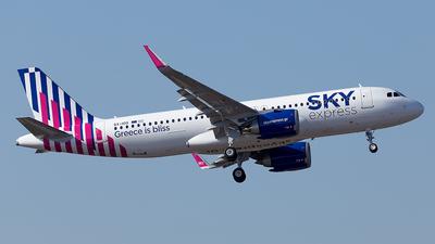 SX-IOG - Airbus A320-251N - Sky Express