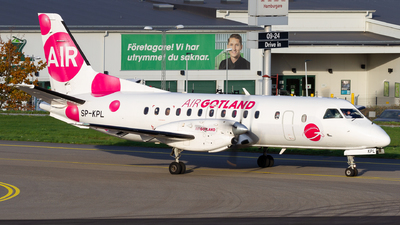 SP-KPL - Saab 340A - Air Gotland (SprintAir)