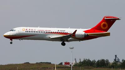 B-604F - COMAC ARJ21-700 - Chengdu Airlines