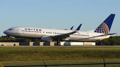 A picture of N73259 - Boeing 737824 - United Airlines - © DJ Reed - OPShots Photo Team