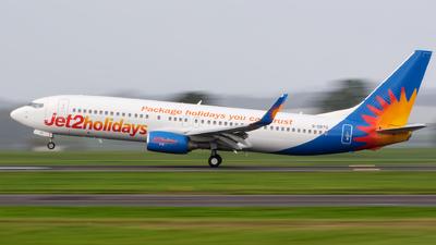 G-DRTO - Boeing 737-8JP - Jet2.com
