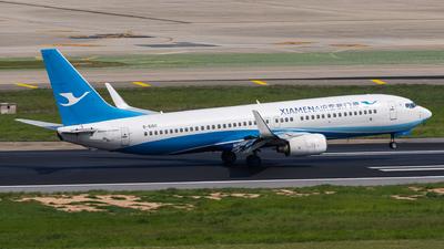 B-5160 - Boeing 737-85C - Xiamen Airlines