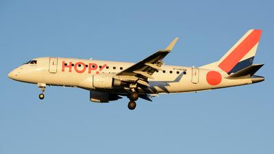 F-HBXO - Embraer 170-100LR - HOP! for Air France