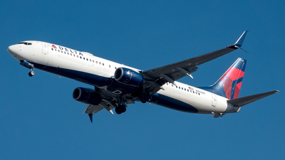 A picture of N872DN - Boeing 737932(ER) - Delta Air Lines - © Yan777