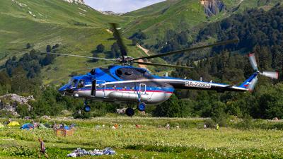 RA-22663 - Mil Mi-8AMT Hip - UAPA