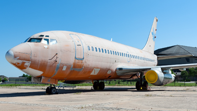 N29SW - Boeing 737-2H4(Adv) - Kansas Aviation Museum