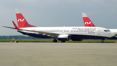 VP-BDQ - Boeing 737-8AS - Nordwind Airlines