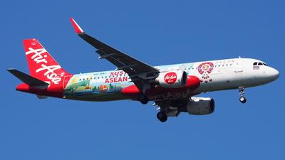 A picture of HSBBJ - Airbus A320216 - AirAsia - © toeychincha