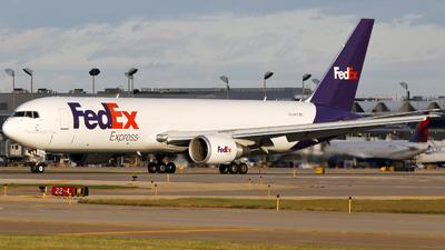 N114FE - Boeing 767-3S2F(ER) - FedEx